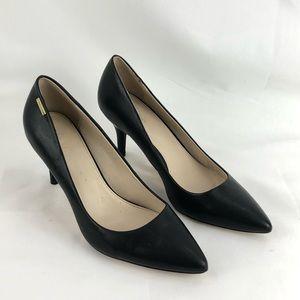 Calvin Klein cute black pumps